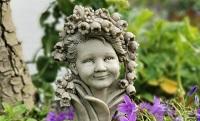Zauberblume - Gartendeko