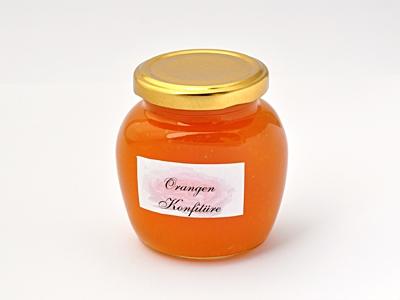 Orangen-Konfitüre