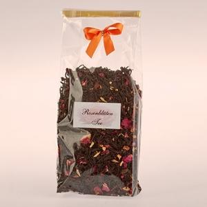 Rosenblüten -Tee
