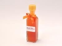 Rosenwasser mit Alkohol