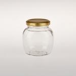 10 x Schmuckglas 212 ml - mit Twist-Off-Deckel
