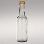 10 x Glasflasche 250 ml mit Schraubverschluss