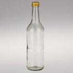 10 x Glasflasche 500 ml mit Schraubverschluss
