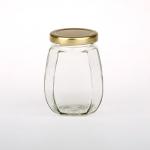 10 x Honig Glas 192 ml - mit Twist-Off-Deckel