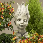 Zauberblume Blumenkind Tulpe