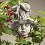 Zauberblume Blumenkind Glockenrebe