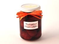 Weinbergpfirsich-Dessert-H